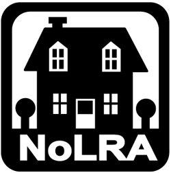 NoLRA logo